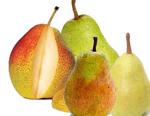 healthy pears
